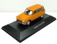 1:43 CITROEN Ami 8 1978 Orange