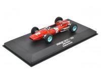"""1:43  FERRARI 158 F1 #2 John Surtees """"Scuderia Ferrari"""" Чемпион мира 1964"""