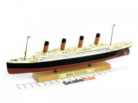 """1:1250 Британский трансатлантический лайнер RMS """"TITANIC"""" 1912 (модель 24см)"""