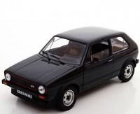 1:18 Volkswagen Golf I GTI (3-двери) 1976 Black