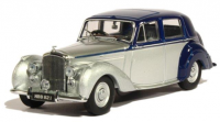 1:43 BENTLEY MKVI 1948 Midnight Blue/Shell Grey