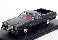 1:43 FORD Ranchero Pick-up 1979 Black