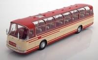 1:43 автобус SETRA S14 1966 Beige/Red