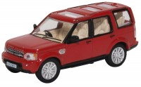 1:76 Land Rover Discovery 4 2013 Firenze Red