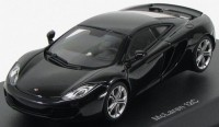 1:43 McLaren MP4-12C 2011 (metallic black)