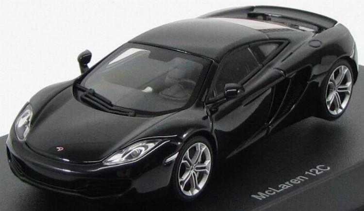 1:43 McLaren MP4-12C 2011 (metallic black)