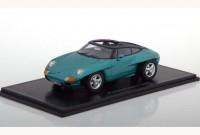 1:43 PORSCHE Panamericana Concept Car 1989 Metallic Green