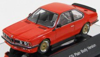 1:43 BMW 635 CSI plain body version [с открывающимся капотом] (Orange)