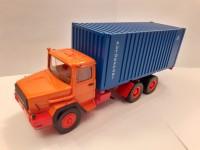 1:43 Magirus-Deutz 290D26K c контейнером