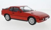 1:18 PORSCHE 924 Turbo 1979 Red