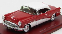 1:43 BUICK Century Coupe 1954 Red/White