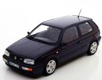 1:18 Volkswagen Golf III GTI VR6 (3 двери) 1996 Purple Metallic
