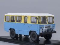 1:43 Армейский автобус АПП-66, жёлто-синий
