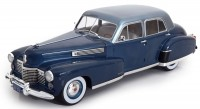 1:18 CADILLAC Fleetwood 60 Special Sedan 1941 Blue/Metallic Light Blue