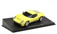 1:43 LAMBORGHINI Miura Concept 2006 Yellow