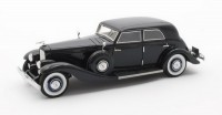 1:43 DUESENBERG JN 559-2587 Long Wheel Base Berline Rollston/Bohman & Schwartz 1935 Dark Blue