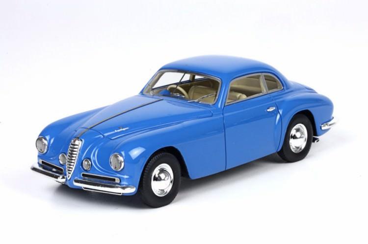 1:43 Alfa Romeo 6c 2500 SS Villa D'este 1951, L.e. 50 pcs. (light blue)