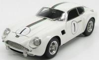 1:18 Aston Martin DB4 GT Zagato #1 Le Mans 1961, L.e. 2500 pcs.
