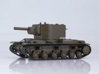 1:43 Советский тяжёлый штурмовой танк КВ-2