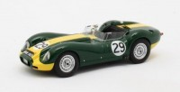 1:43 JAGUAR LISTER  #29 S.Moss Winner Daily Express Sports Car Race Silverstone 1958