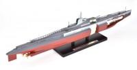"""1:350 подводная лодка """"Surcouf"""" ВМС Франции 1942 (модель 37см !!!)"""