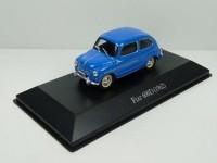 1:43 FIAT 600D 1962 Blue