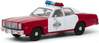 "1:43 DODGE Monaco ""Finchburg County Sheriff"" 1977 Red"