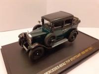 1:43 Mercedes-Benz Typ Stuttgart 1929-1931 Taxi (black/green)