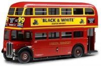 "1:43 автобус AEC Regent III RT ""London Transport"" 1939 Red"