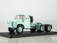 1:43 Tatra-148NT 6x6 седельный тягач, бирюзовый