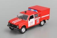 1:43  # 23 ВИС-294611 Пожарный