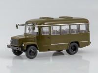 1:43 Курганский автобус 3976 армейский (хаки)