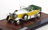 1:43 ROLLS ROYCE Phantom Tourer by Barker #820R 1929 Yellow/Aluminium