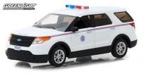 """1:43 FORD Explorer Postal Police """"United States Postal Service"""" (почтовая полиция) 2014"""