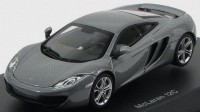 1:43 McLaren MP4-12C 2011 (metallic silver)