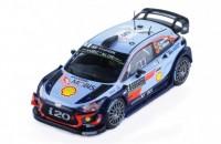 1:43 HYUNDAI i20 WRC #5 T.Neuville/N.Gilsoul Rally Monte Carlo 2018