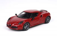 1:43 Alfa Romeo 4C Geneve 2013, оpening edition, L.e. 200 pcs. (rosso pastello)