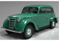 1:18 Москвич 400-420 1946 (green)