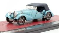 1:43 BUGATTI T57SC Sports Tourer Vanden Plas #57541 (закрытый) 1938 Metallic Light Blue