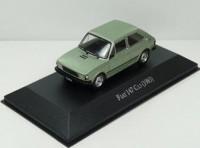 1:43 FIAT 147 Cls 1983 Green