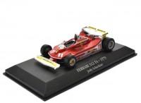 """1:43 FERRARI 312 T4 #11 Jody Scheckter """"Scuderia Ferrari"""" Чемпион мира 1979"""