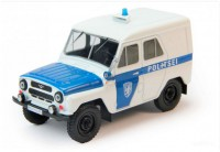 1:43 # 74 УАЗ 469 Полиция Эстонии