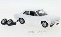 1:43 FORD Escort Mk.I c доп.комплектом колес 1971 White