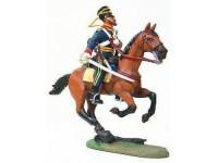 1:32 Кавалерист 4th Dragoons Light Brigade  Балаклава Крым 1854