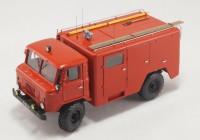 1:43 АСО-5 (66) мод.90 Автомобиль связи и освещения на шасси Горький-66 образца 1964 года