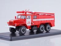 1:43 АЦ-40(43202) ПМ-102Б Ликино-Дулево