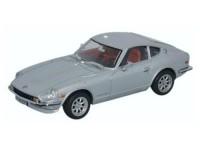 1:43 DATSUN 240Z 1970 Silver