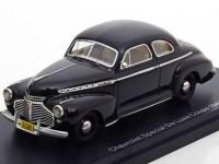 1:43 CHEVROLET Special de Luxe Coupe 1941 Black