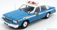 "1:18 CHEVROLET Caprice Sedan ""New York Police"" 1985"