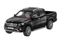 1:18 MERCEDES-BENZ X-Klasse Pick-Up (BR470) 2017 Metallic Black